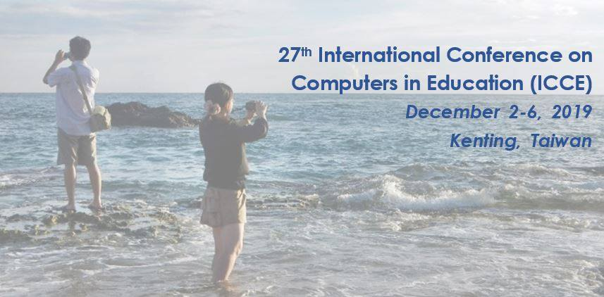 The 26th International Conference on Computers in Education (ICCE) successfully closed; looking forward to the 27th ICCE (December 2-6, 2019; Kenting, Taiwan)